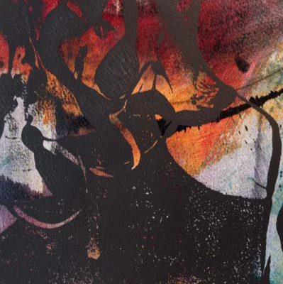 Beneath the Surface monoprint-1