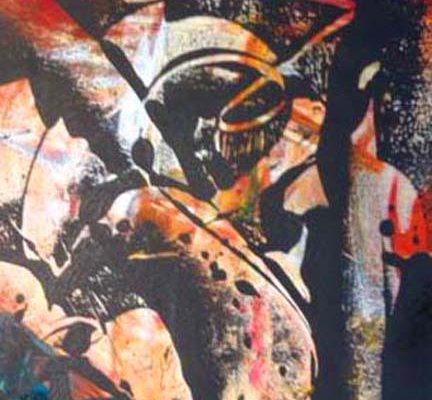 Beneath the Surface monoprint-4
