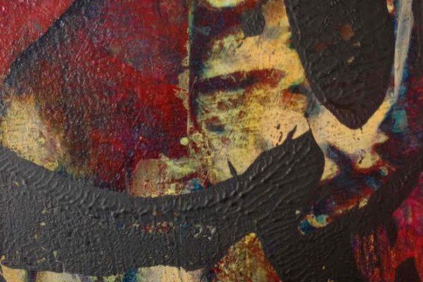 Beneath the Surface monoprint-6
